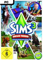 Die Sims 3 Einfach tierisch Pets Add-On PC EA Origin CD Key Download Code