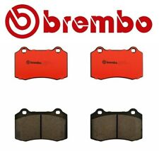 For Jaguar S-Type Super Vanden Plas XJR Volvo V70 Rear Brake Pads Brembo P36020N