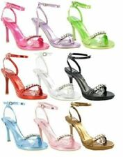 Stilettos Synthetic Formal Heels for Women