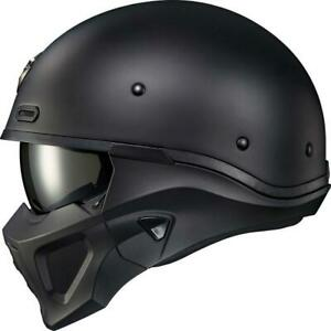 Scorpion Covert X Helmet Convertible 3-in-1Half Open Full Face DOT S-3XL