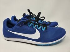 NEW Nike Zoom Rival D10 Men's Track Shoes Blue 907566-400 SZ 11.5