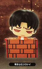 Attack on Titan Levi Cell Phone Plug Mascot Licensed NEW