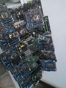 PLATINENSCHROTT 12KG ELEKTROSCHROTT alte Mainboards Motherboards auch von Server