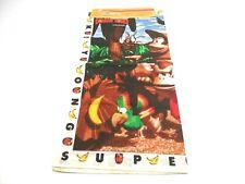 Donkey Kong Country Handkerchief Bandai Nintendo Japan napkin towel
