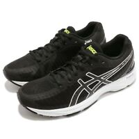 Asics Gel-DS Trainer 23 Black Silver White Women Running Shoes Sneaker T868N-001