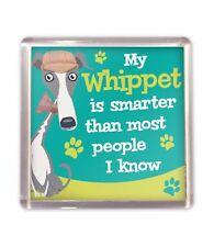 Whippet Fridge Magnet Dog Lovers Gift Stocking Filler
