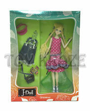 JUN PLANNING J-DOLL ROBSON STREET J-603 FASHION PULLIP COLLECTION GROOVE INC NEW