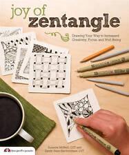 Design Originals, Joy Of Zentangle-ExLibrary