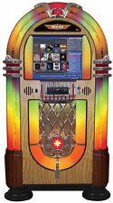 Rock-Ola Bubbler Digital Round Top Jukebox - American Made Classic