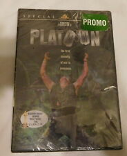 New listing vintage Special Edition Platoon Academy Award 1986 Sealed Dvd Promo