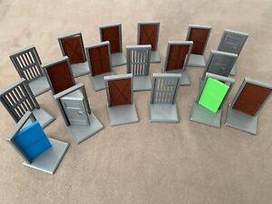 Zombicide - Portes 3D - 1ère et 2nd édition - Zombicide classique - jeu de socié