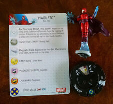 Magneto #014 from AvX with card Avengers vs. X-Men Heroclix set