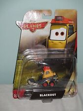 Disney Planes 2 BLACKOUT Action Figure. New & sealed. 2014 Mattel