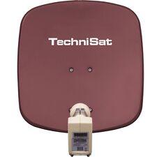 Technisat DigiDish 45 + Twin LNB Rot Sat/Installation,SAT-Schüssel,SAT-Spiegel