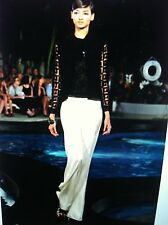 Chanel 09C NEW LESAGE Tweed LACE Beaded Sequin Embellishments Top FR42