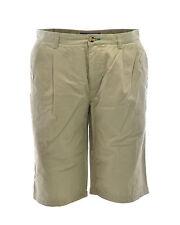 TOMMY HILFIGER Shorts lunghi due tasche sul fronte logo ricamato SCONTATI