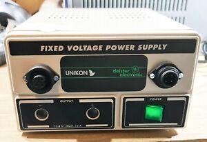 Unikon Fixed Voltage Power Supply 13.8v. 15A