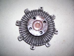 SUZUKI SIDEKICK VITARA CHEVY TRACKER ENGINE FAN CLUTCH 1.8 - 2.0 MOTOR 1.8L