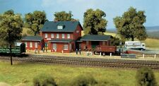 "Auhagen 13299 - TT - Kit di costruzione "" Stazione Ferroviaria "" - NEU scatola"