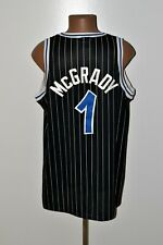 NBA ORLANDO MAGIC BASKETBALL SHIRT JERSEY #1 McGRADY NIKE SIZE XL ADULT