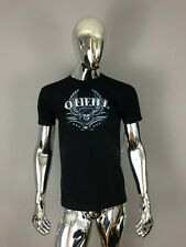 New Oneill Black Graphic T-Shirt Size S
