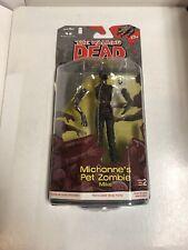 The Walking Dead 5 Inch Action Figure Comic Series 2 - Michonne's Pet Zombie