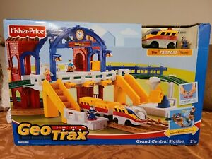 GEOTRAX GRAND CENTRAL STATION NEW IN BOX