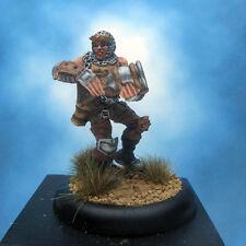 Painted Privateer Press Miniature Devil Dog Trooper Warmachine Mercenaries