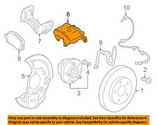 Chevrolet GM OEM 2016 Malibu Front Brake-Disc Caliper 13507536