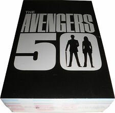 AVENGERS 50th COMPLETE BASE SET All 72 Cards