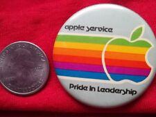 Apple computer VINTAGE Badge/Pin