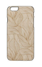 MAN & Legno Custodia Per iPhone 6/6s IVY in Legno Naturale