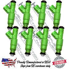 Lifetime Warranty Bosch Upgrade 4 Hole Durango 4.7L 5.2L 5.9L Fuel Injector Set