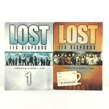 Lost, les disparus L'intégrale De La Saison 1 et 2 Coffret Lot DVD