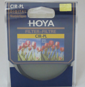 HOYA 72mm Circular Polarizer Filter CIR-PL CPL 72mm Polarizing  for Camera Lens