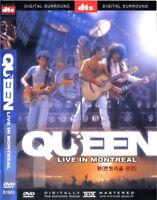 QUEEN - Live concert in Montreal / WE WILL ROCK YOU, 1981 / NEW