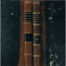 Journal Complémentaire des SCIENCES MÉDICALES Chirurgie Éd. PANCKOUCKE 1818-1832