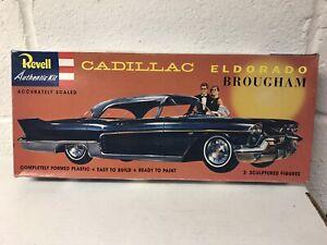 Revell Cadillac Eldorado Brougham #1244 Model Kit Factory Sealed USA MADE