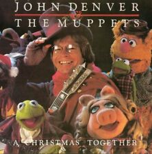 JOHN DENVER...THE MUPPETS CD...A CHRISTMAS TOGETHER...13 SONGS...NEW SEALED #19