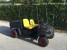 John Deere gas Utility golf Cart Industrial Burden Carrier