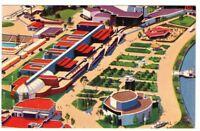 1933 Unused Postcard Century of Progress Chicago International Exposition