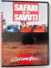 Safari On the Savuti Dvd by African Adventure Videos