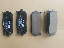 Kia Carens MPV Kia Shuma Rear axle brake disc pads