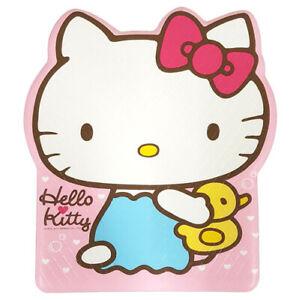 Sanrio Hello Kitty Lovely Bath Mat Rug for bathroom washroom