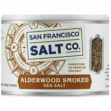 San Francisco Salt Co. Alderwood Smoked Sea Salt 5 oz