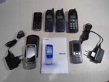 6x diferentes teléfonos móviles Nokia