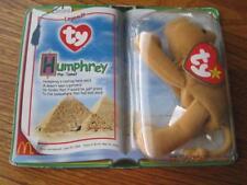 HUMPHREY The CAMEL TY Teenie Beanie Baby Legends 2000 New in Pkg. Retired