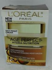 L'Oreal Paris Age Perfect Hydra-Nutrition Moisturizer For Mature,VeryDrySkin