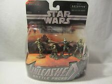 Star Wars- Unleashed   Battle of Kashyyyk Yoda's Elite  NOC (716DJ30 ) 85889