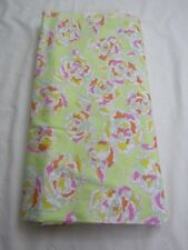 Palermo by Erin McMorris FreeSpirit Cotton Fabric Big Flowers Mint Green BTY